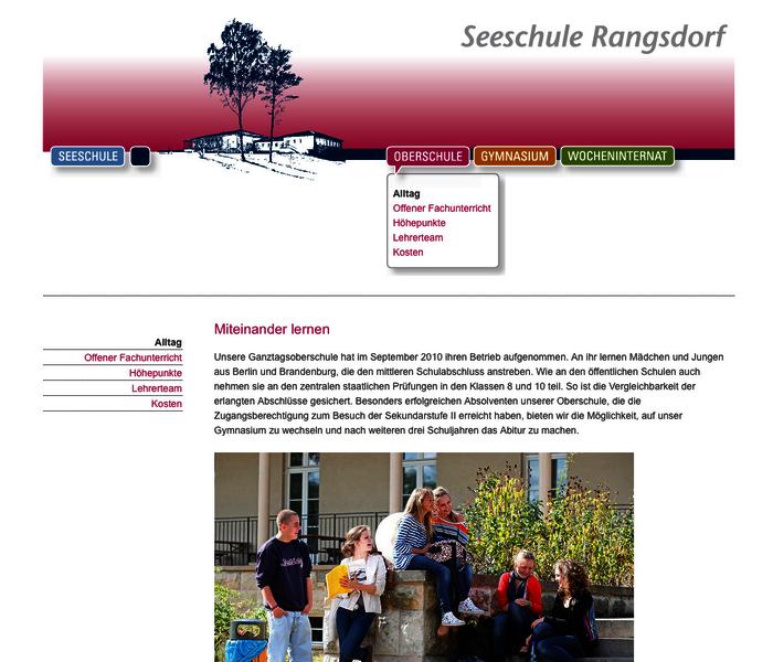 Websites: Steffen Wilbrandt